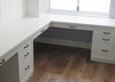 Custom Built Home Office